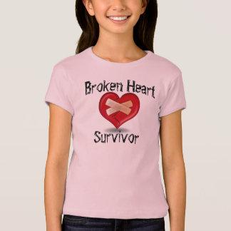 Broken Heart Survivor T-Shirt