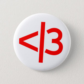 broken heart / valid heart button