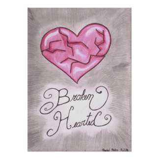 Broken Hearted Poster