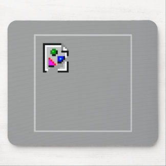 Broken Image JPG PNG GIF JPEG Mousepad