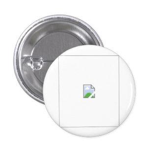 Broken Internet Image Icon 3 Cm Round Badge