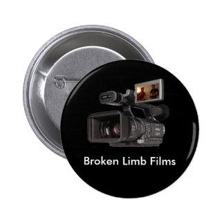 Broken Limb Films button