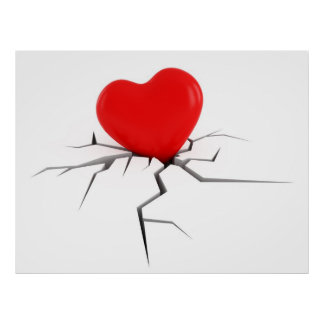 broken love poster
