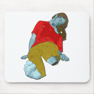 broken mouse pad