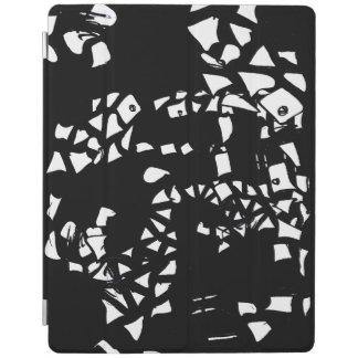 Broken Pieces iPad Smart Cover iPad Cover
