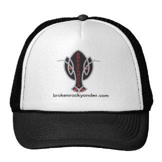 Broken Rock-Hat