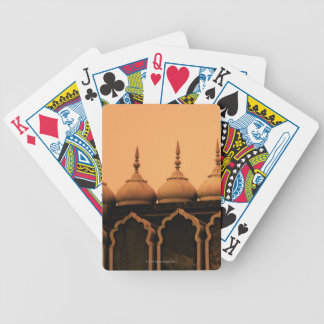 Broken Spire Bicycle Playing Cards