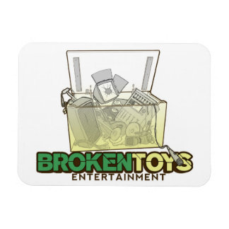 Broken Toys Entertainment flex magnet
