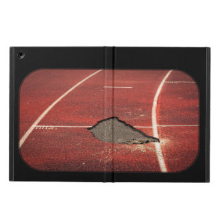 Broken track iPad air cases