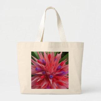 Bromeliad Large Tote Bag