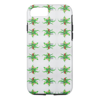 Bromeliad Watercolor iPhone 8/7 Case