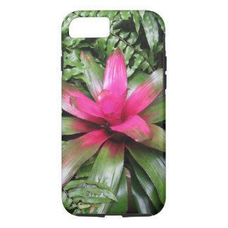 Bromeliad with Ferns iPhone 7 Case