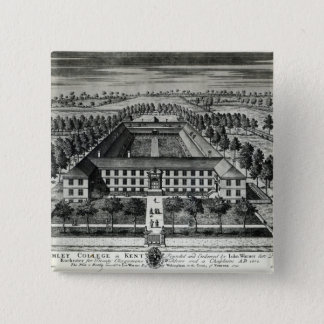 Bromley College in Kent 15 Cm Square Badge