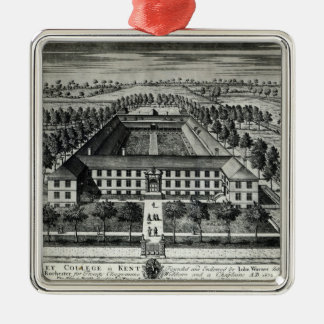 Bromley College in Kent Christmas Ornament
