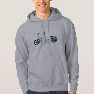 Brompton Bicycle Hoodie