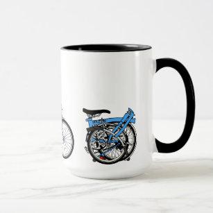 Brompton Bicycle Mug