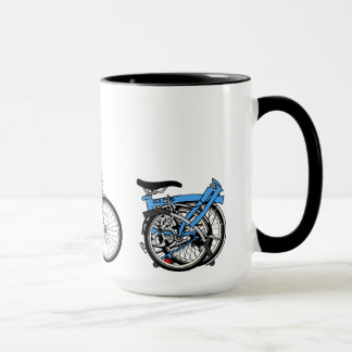 Brompton Bicycle Mug