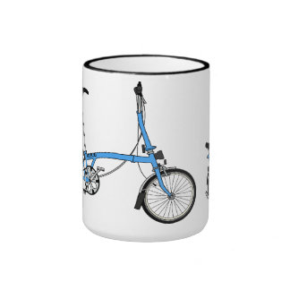 Brompton Bicycle Mugs
