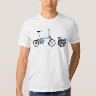 Brompton Bicycle Tee Shirts
