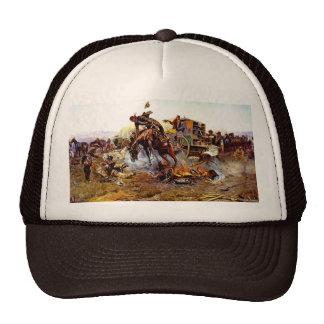 Bronc Mesh Hats