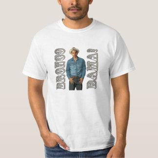 BRONCO BAMA!... aka Bronco Bomma & Bronco Obama T-Shirt