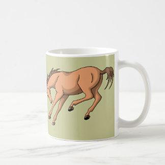 Bronco Basic White Mug