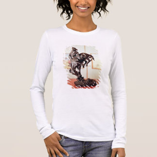 Bronco-Buster (bronze) Long Sleeve T-Shirt