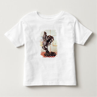 Bronco-Buster (bronze) Toddler T-Shirt