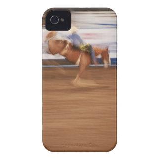 Bronco riding 2 iPhone 4 case