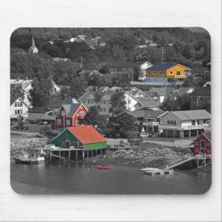 Bronnoysund - Norway Mouse Mat