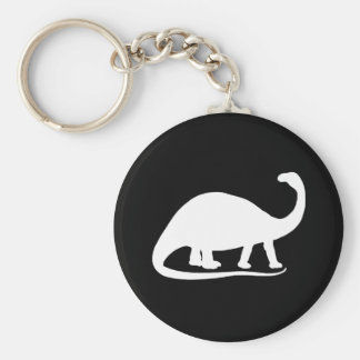 Brontosaurus Key Ring