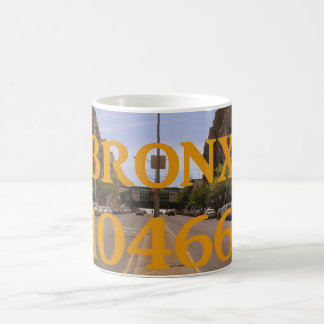 Bronx 10466 coffee mug