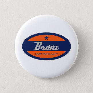 *Bronx 6 Cm Round Badge