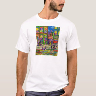 Bronx 7 by Piliero T-Shirt