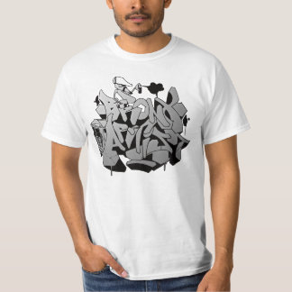 BRONX ARTIST GRAFFITI T-SHIRT BY ZIMAD