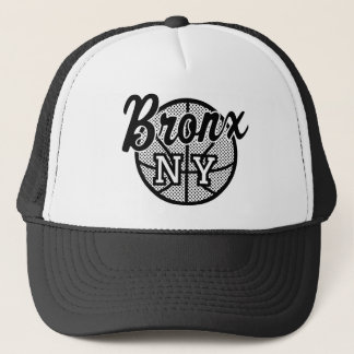 Bronx Basketball Trucker Hat