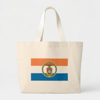 Bronx Borough Flag Canvas Bag