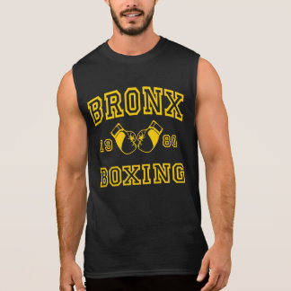 Bronx Boxing Sleeveless Shirt