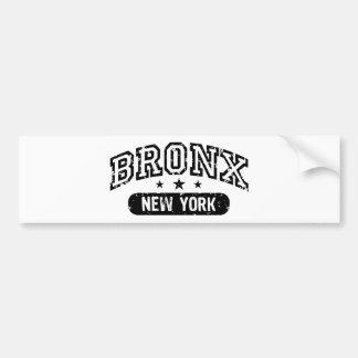 Bronx Bumper Sticker