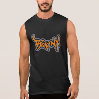 Bronx Graffiti Sleeveless Shirt