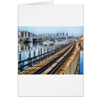 bronx new york city buildings river card