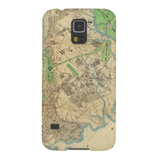 Bronx, New York Galaxy S5 Cover