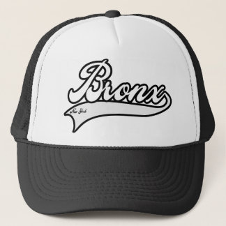 Bronx New York Trucker Hat