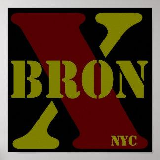 BronX NYC Poster