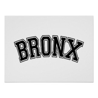 BRONX POSTERS