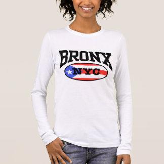 Bronx Puerto Rican Long Sleeve T-Shirt