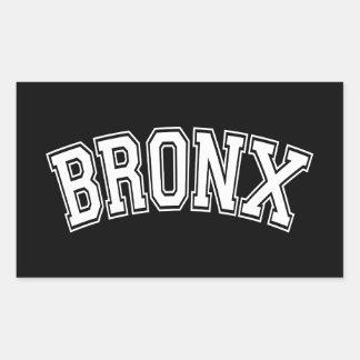 BRONX RECTANGULAR STICKER
