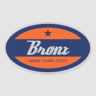 *Bronx Stickers