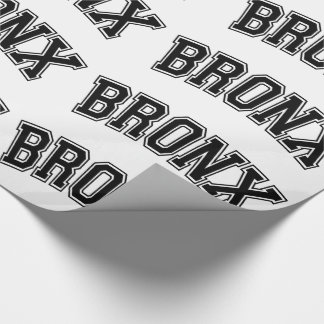 BRONX WRAPPING PAPER