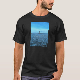 Bronze Beach Sculpture T-Shirt